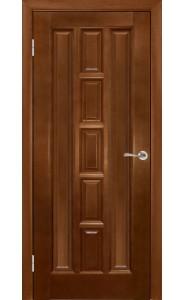 Дверь Белоруссии Квадро каштан ДГ