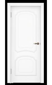 Дверь Белоруссии Виктория Белая эмаль ДГ