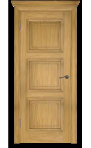Дверь Белоруссии Белла-3 Натуральный Дуб ДГ