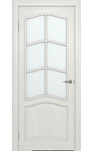 Дверь Белоруссии Модель №7 Белый воск ДО