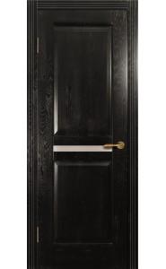 Дверь Лидер Альверо Афина Венге серебро ДГ