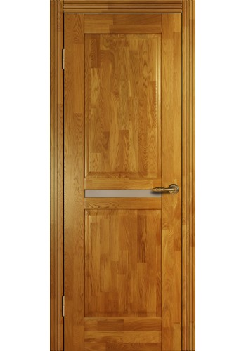 Дверь Лидер Альверо Афина Натуральный дуб ДГ