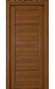 Дверь Статус 112 орех ДГ