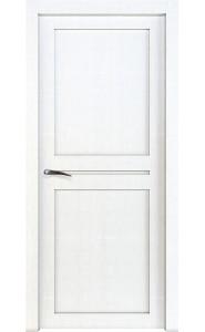 Дверь Убертюре 2109 Велюр Белый ДГ