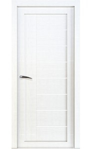 Дверь Убертюре 2110 Велюр Белый