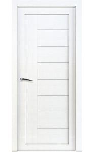 Дверь Убертюре 2110 Велюр Белый ДГ