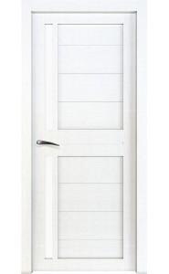 Дверь Убертюре 2121 Велюр Белый