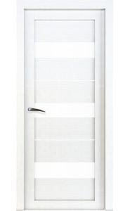 Дверь Убертюре 2126 Велюр Белый