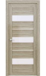 Дверь Убертюре 2126 Велюр Серый