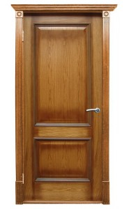Дверь Халес Версаль патина орех ДГ