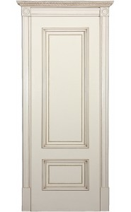 Дверь Халес Йорк Античное золото ДГ