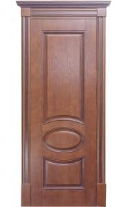 Дверь Халес Валенсия Коньячный дуб ДГ