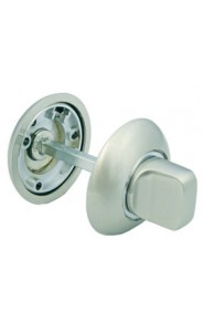 Завертка Morelli MH-WC белый никель