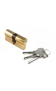 Цилиндр Morelli ключ-ключ (60 мм) золото
