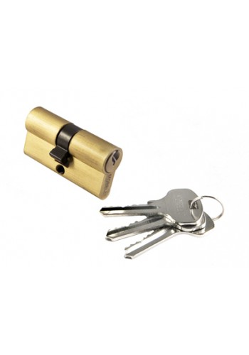 Цилиндр Morelli ключ-ключ (60 мм) античная бронза