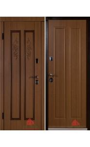 Дверь Белоруссии Дива декор-В ПВХ