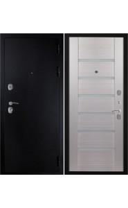Дверь Дива МД-05 Черный бархат - Лиственница
