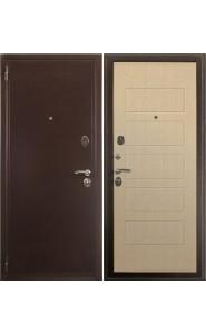 Дверь Зетта Евро 2 Б2 Медь - Беленый венге