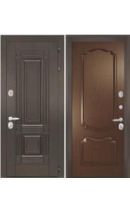 Дверь Интекрон Италия 2 Дуб бургундский
