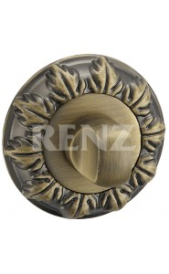 Завертка Renz BK 10 Античная бронза