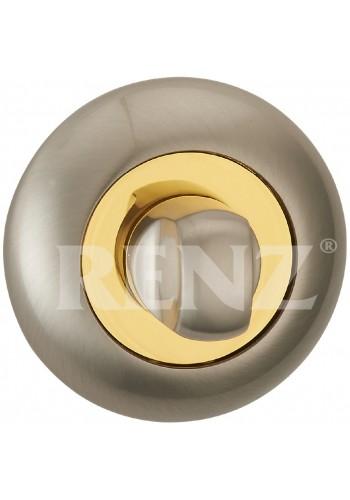 Завертка Renz BK (N) 08 Никель матовый латунь блестящая