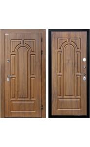 Дверь Интекрон Лира Дуб темный - Дуб темный