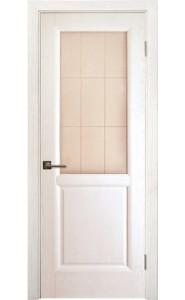 Дверь Дворецкий Классик Белый ясень ДО