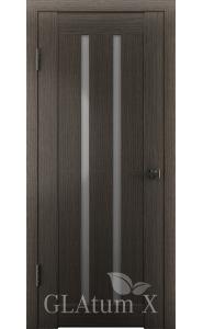 Дверь ВФД Атум Х2 Серый дуб сатинат
