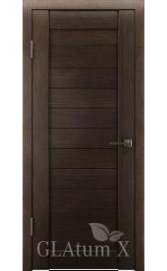 Дверь ВФД Атум Х6 Венге ДГ