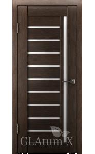 Дверь ВФД Атум Х11 Венге сатинат