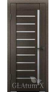 Дверь ВФД Атум Х11 Серый дуб сатинат