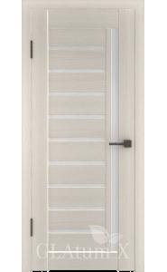 Дверь ВФД Атум Х11 Беленый дуб сатинат