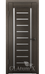 Дверь ВФД Атум Х13 Серый дуб сатинат