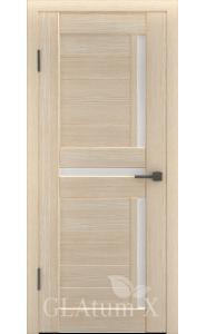 Дверь ВФД Атум Х16 Капучино сатинат