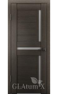 Дверь ВФД Атум Х16 Серый дуб сатинат