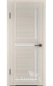 Дверь ВФД Атум Х16 Беленый дуб сатинат