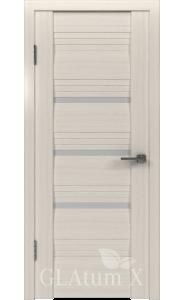 Дверь ВФД Атум Х31 Беленый дуб сатинат