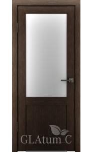 Дверь ВФД Атум С2 Венге сатинат