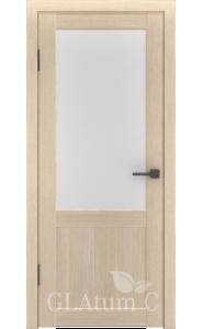 Дверь ВФД Атум С2 Капучино сатинат