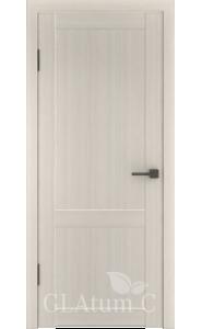 Дверь ВФД Атум С1 Беленый дуб ДГ