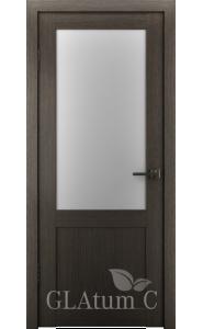Дверь ВФД Атум С2 Серый дуб сатинат