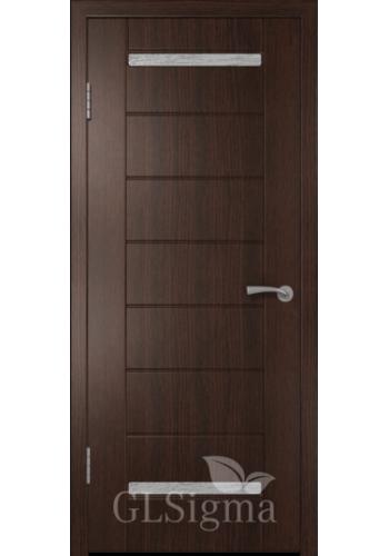 Дверь ВФД Сигма 12 Венге ДО