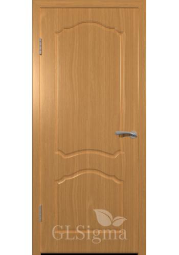 Дверь ВФД Сигма 31 Миланский орех ДГ