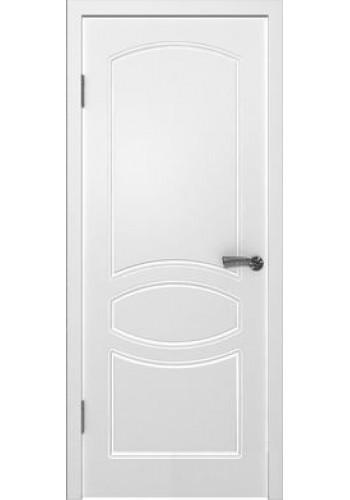 Дверь ВФД Родена 23ДГ0 Белая эмаль