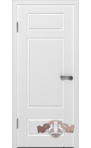 Дверь ВФД Барселона 22ДГ0 Белая эмаль