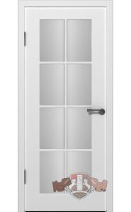 Дверь ВФД Порта 20ДО0 Белая эмаль