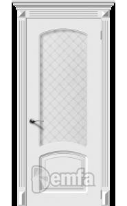 Дверь Дэмфа Ария Белый ДО