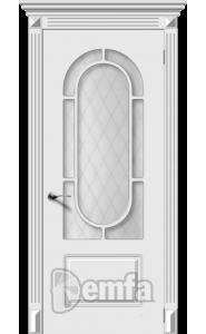 Дверь Дэмфа Менуэт Белый ДО