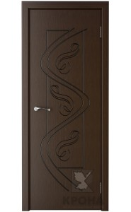 Дверь Крона Вега Венге ДГ