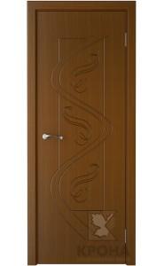 Дверь Крона Вега Орех ДГ